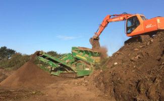 terrassement et recyclage des déblais